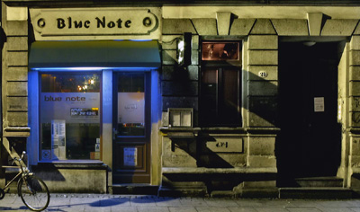 blue note
